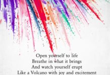 How to Open yourself to Life
